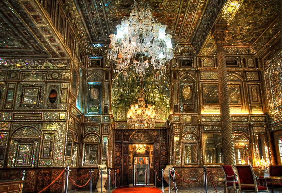 "Reflections in Golestan Palace"" by Ali KoRdZaDeh on 500px.com"