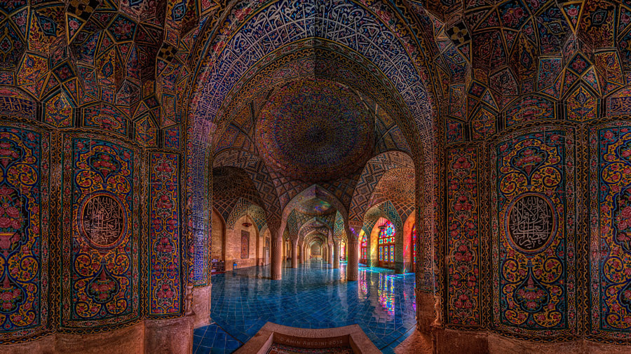 Mosque Of Colors by Amin Abedini on 500px.com